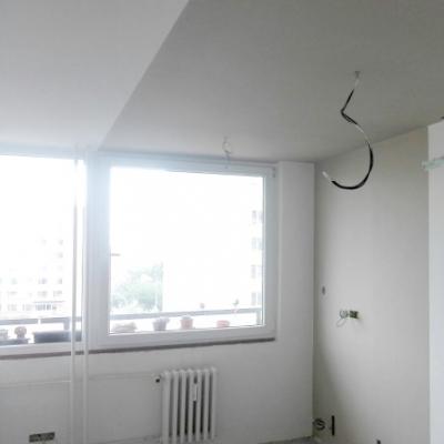2. z 3 fotografii po dokončení  - rekonstrukce bytu
