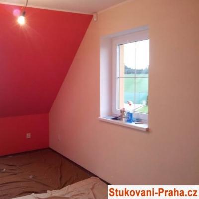 Malování pokojů a bytů Praha